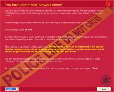 Youhavecommittednetworkcrime